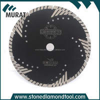 "230mm/9"" Diamond Triangle Protected Teeth Cutting Wheel, Diamond Cutting Disc"