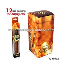 Most popular e cigarette made in china, luxury 1800 puffs wholesale disposable e cigars YJ4902A