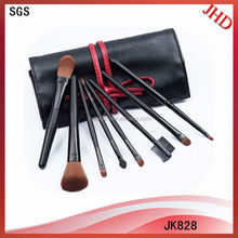 8piece makeup brushes high quality synthetic makeup brush kit