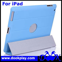 Magnetic Smart Cover Hard Back Case for Apple iPad 2 iPad 3 & iPad 4