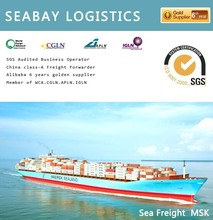 fast ocean freight china to mexico city