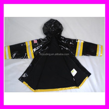 winter poncho coats for kids 0-12months pvc kids raincoats
