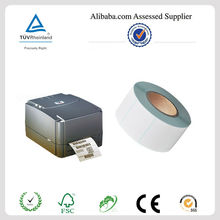TUV factory audit automatic barcode label printing machine quality supplier