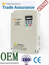 SANCH vector sensorless control general purpose 0.75kw~315kw 220v 380v 3 phase ac variable frequency inverter