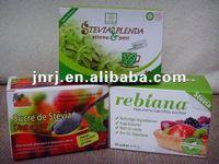 EU organic stevia sachet powder