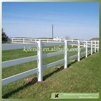 American Style plastic farm fence