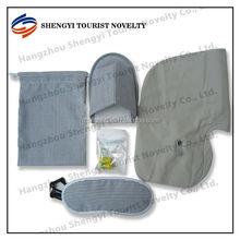 hot sale cheap promotion airline ladies travel bag set manufacturer