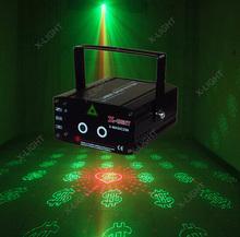 Los recién llegados! Rojo& verde 20 gráficos de fuegos artificiales de luz láser, exclusivo de luz láser de x- láser