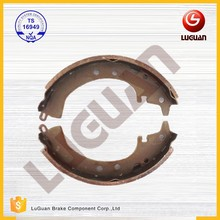 brake shoes china manufacture auto spare parts