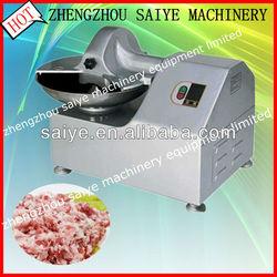 stainless steel meat bowl chopper/meat chopper machine