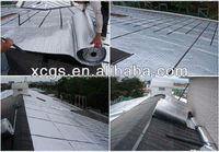 Suzhou Factory Flooring /Wall Material Heat Resistance Bubble Insulation