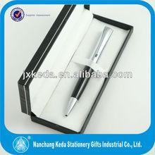 2014 Classic Series china souvenir pen in Gloss Black Gold color