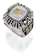 League Award Championship rings custom made sport jewelry for celebrate success
