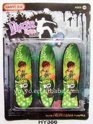 Manufacturers selling complete finger skateboard toys
