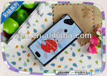 Handmade Leather Mobile Phone Case for Sony Ericsson X12