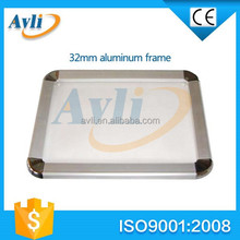 easy open aluminum bulk picture frames