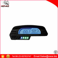 LCD Display Digital Meter for motorcycle speedometer