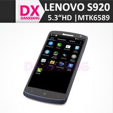 MTK6589 Quad Core Lenovo S920 Mobile Phone 1GB RAM Android Smartphone