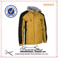 SUNNYTEX OEM Winter Padding Outwear Foldable Waterproof Jacket 2014