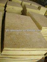 50mm thickness Fireproof rockwool insualtion board