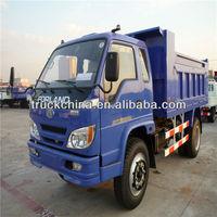 Foton Truck Forland 2 ton Dump Truck China Small Dump Truck