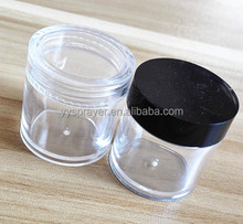 Mini cosmetic container jar