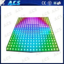 2015 new design stage led dance floor/led dance floor brick/hot led digital dance floor use for disco