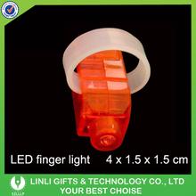 Plastic Festival LED Lights Fingers