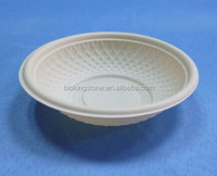 Disposable starch bowl