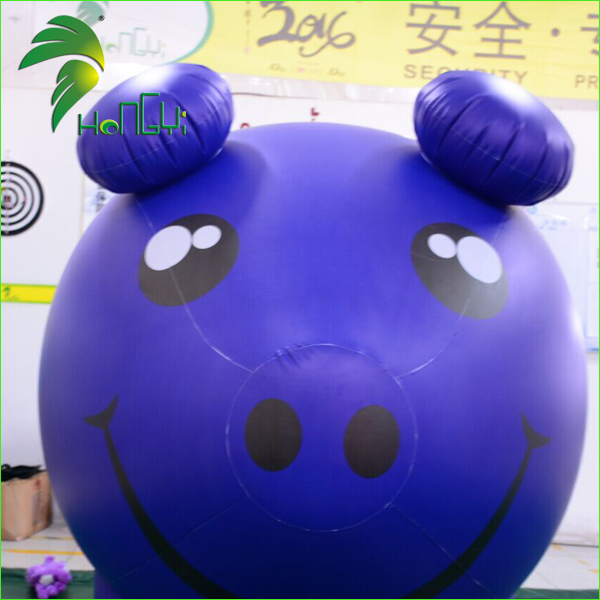 inflatable pig (5)