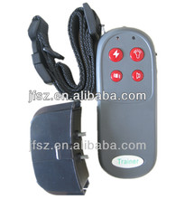 Electronic dog trainer 998C with water resistant receiver for wholesales and retail trade