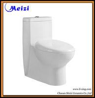 Bathroom Silence Siphonic one-piece Toilet