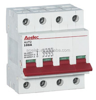 AUT2 well for international market three-phase isolation switch