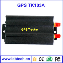 mini GPS/GSM car tracking device tracker and alarm tsystem TK103A Device