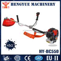 agricultural tools manual petrol grass cutting machine power weeder and 43cc brush cutter honda