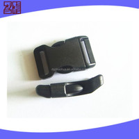 colored plastic backpack buckle ,plastic curved buckle,pet collar breakaway buckle for bag