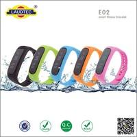 Water Resistance Smart Watch Smart Watch Phone Silicone Smart Bracelet Samrt Wrist Band Phone Watch