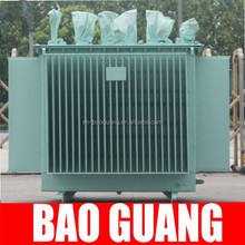 S9/S11-M three phase oil immersed 500kva distribution transformer