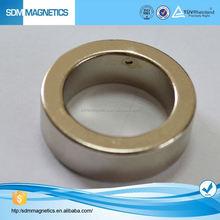 Hot Sale permanent NdFeB N38-N52 Small Ring Ferrite Magnet