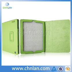 Smart tablet cover stand leather case for ipad air 5
