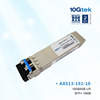 10GBASE-LR SFP+ optical transceiver module for MMF, 1310nm wavelength 10KM