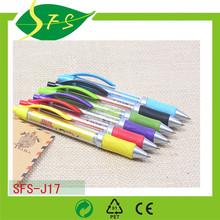 Retractable advertising rubber pullout flag Banner bointpoint pen
