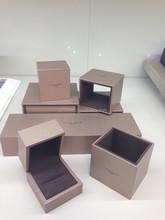 luxury jewelry box thickness plastic jewellery gift box