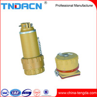electrical cotrol explosion proof plug and socket