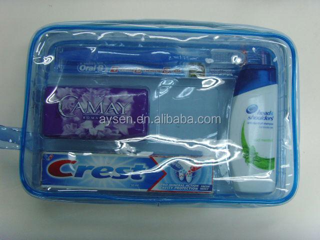 Travel Fashion higiene pessoal saco saco higiênico para higiene pessoal packs