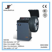 Long Service Lift fe wheel balancer with spray coating