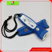 flashing keychain/light keyring/uv light key ring