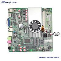 ZC-1037U-6C 1037U Mini Itx Motherboard,6 COM Mini Firewall Motherboard,Mini Laptop Mainboard 2 lan with SIM Card Slot