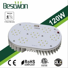 120W LED Retrofit for 400 Watt Metal Halide Fixture with DLC