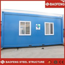 decorative rust proof plastic model shipping containers